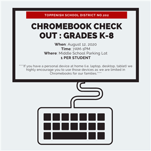 chromebook checkout flyer_English