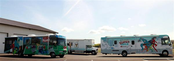 Yakima Valley Farm Workers Clinic Mobile Unit Coming to the Middle School